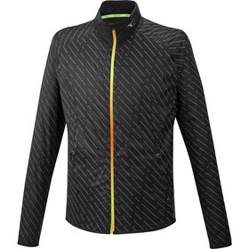 Mizuno Reflect Wind Jacket Men, black